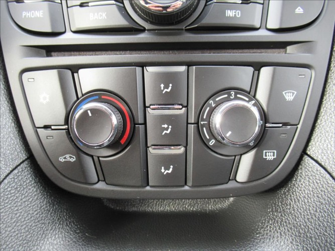 Opel Meriva 1,4 i Selection