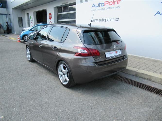 Peugeot 308 1,6 HDi Active NAVi
