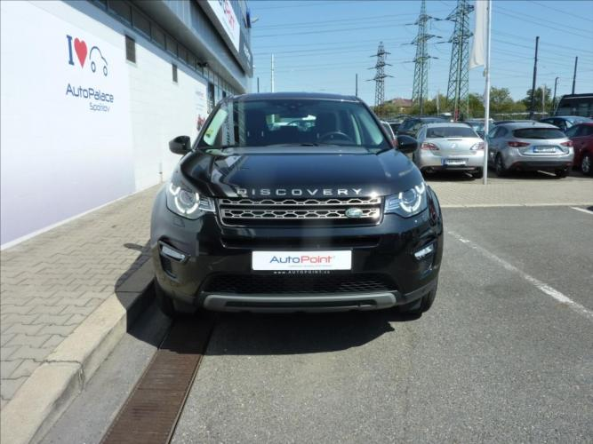 Land rover  2,0 TD4 AT Pure 4WD*