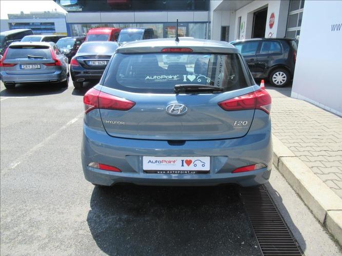 Hyundai i20 1.2 i Family+ AKCE!