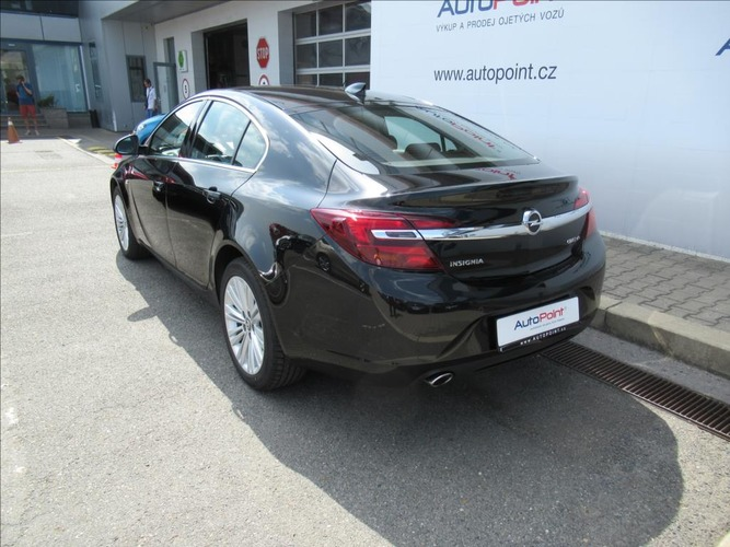 Opel Insignia 2,0 DTH AT Cosmo 4x4