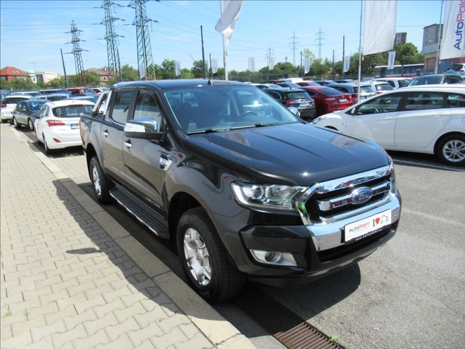 Ford Ranger 3,2 TDCi AT DC Limited 4WD