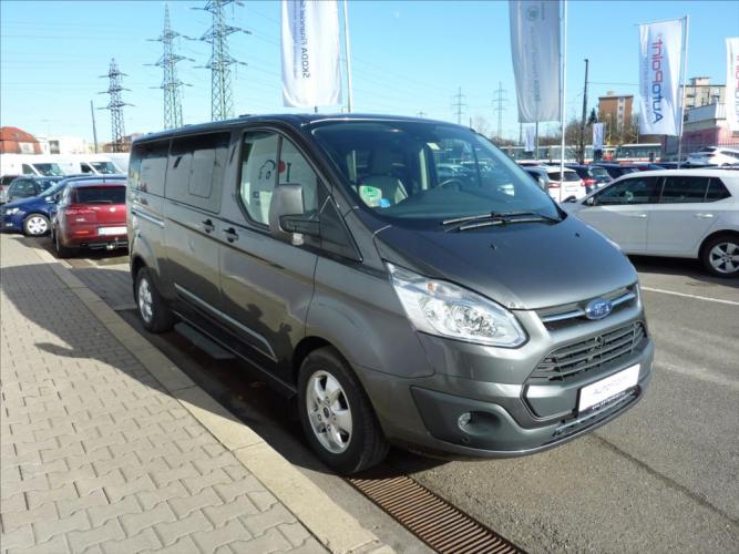 Ford Tourneo Custom 2,0 TDCi 6AT 310L2 Titanium*