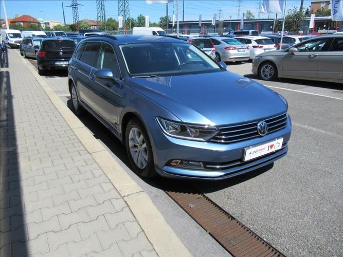 Volkswagen Passat 1,4 TSi Comfortline 6MT