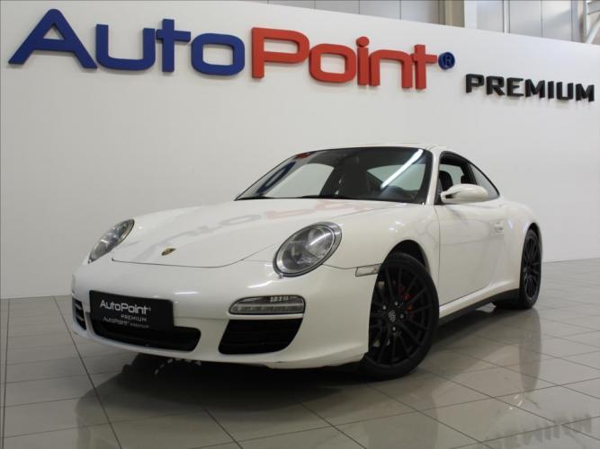 Porsche 911 3,8 4S - po servisní prohlídce