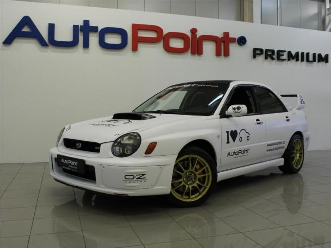 Subaru Impreza 2,0 STI 6MT 4x4 OZ Racing