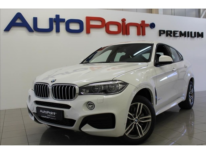 BMW X6 3,0 40d xDrive M-Paket LED NAVI