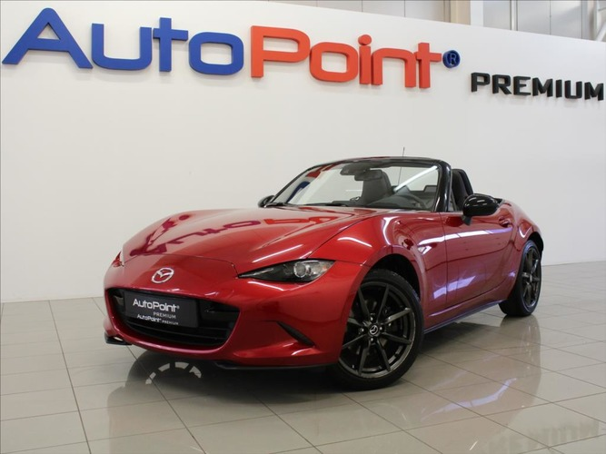 Mazda MX-5 2,0 i 6MT Revolution