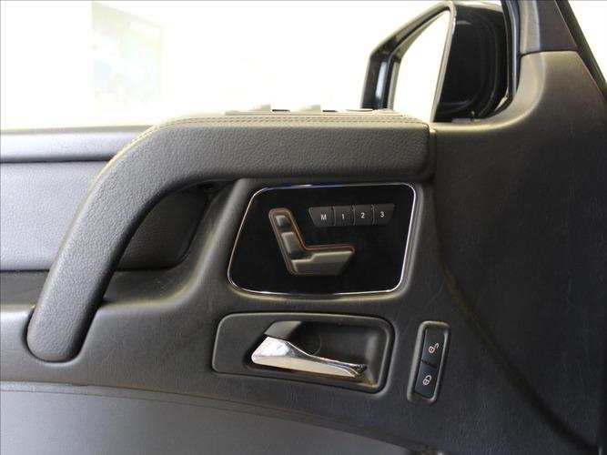 Mercedes-Benz Třídy G 3,0 350d AMG Paket