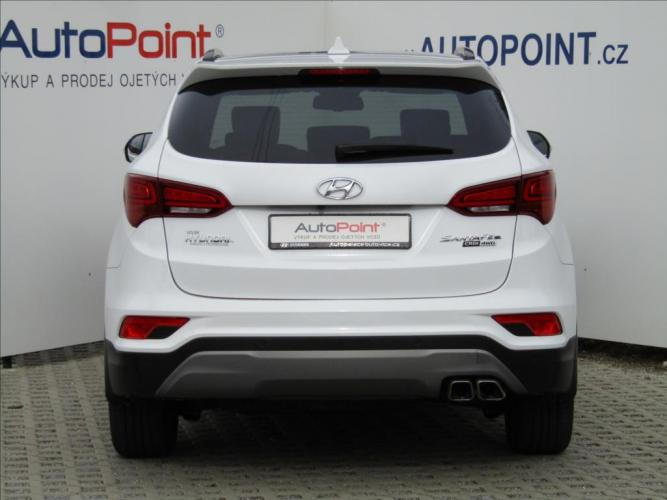 Hyundai Santa Fe 2,2 CRDi  Aut.,Executive Techn,Pan.
