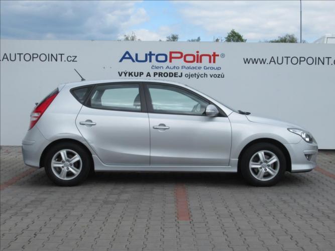 Hyundai i30 1,4 i ČR,1 majitel, KLIMA
