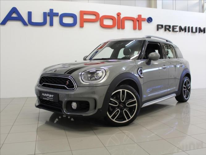 Mini Countryman 2,0 i S ALL4 JCW-Paket NAVI