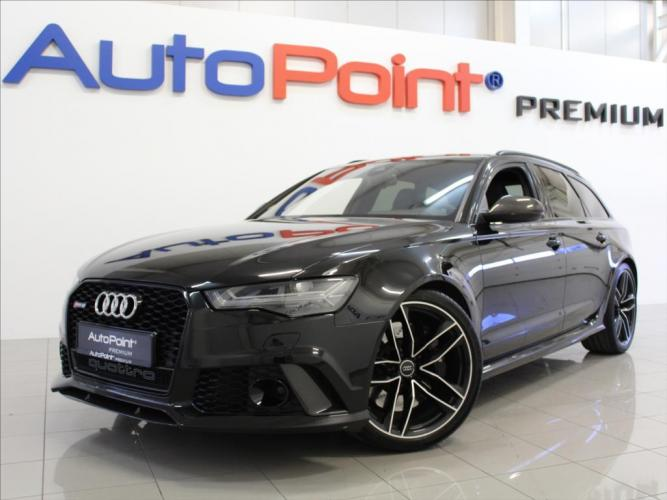 Audi RS6 4,0 TFSI V8 BOSE LED