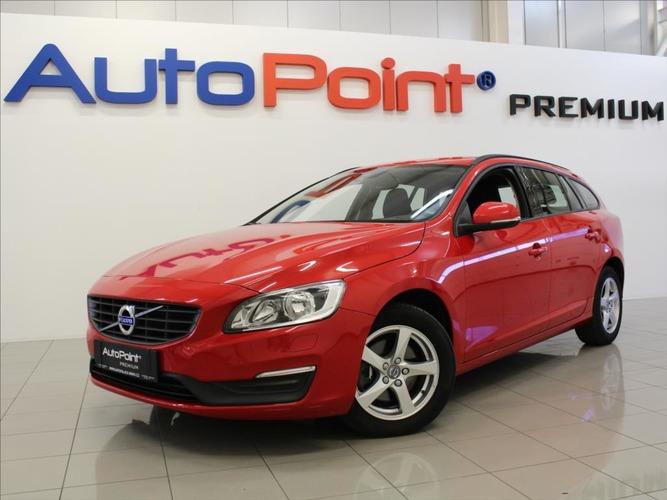 Volvo V60 2,0 D2 8AT 17900KM! 1.Majitel