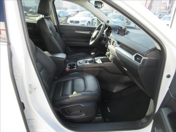 Mazda CX-5 2,2 D SKYACTIV,1 majitel, servisní knížka