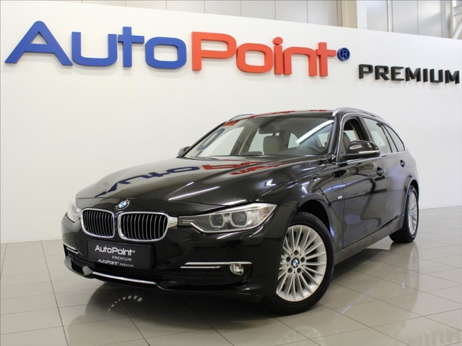BMW Řada 3 2,0 320d AT xDrive Luxury Line