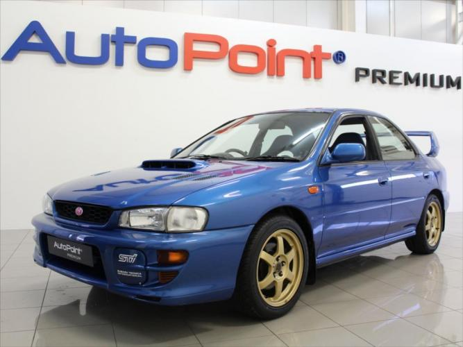 Subaru Impreza 2.0 WRX Type-RA Limited edition