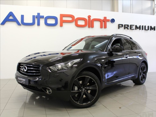 Infiniti QX70 3,0 30d AT AWD S Design