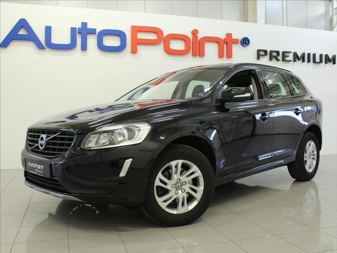 Volvo XC60 2,0 D4 6MT FWD Kinetic