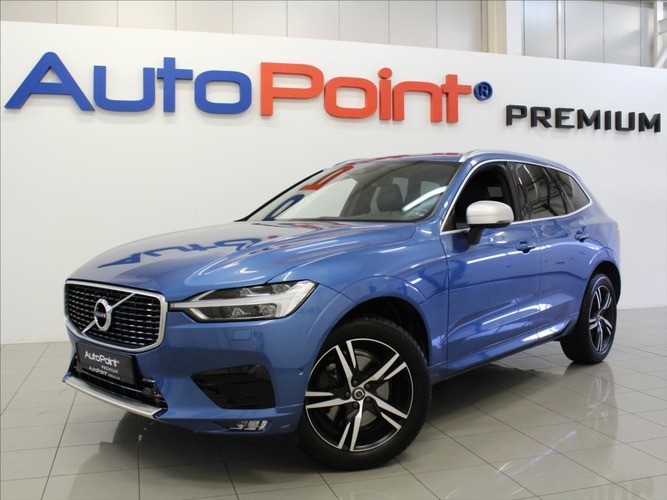 Volvo XC60 2,0 D4 AT AWD R-Design Polestar