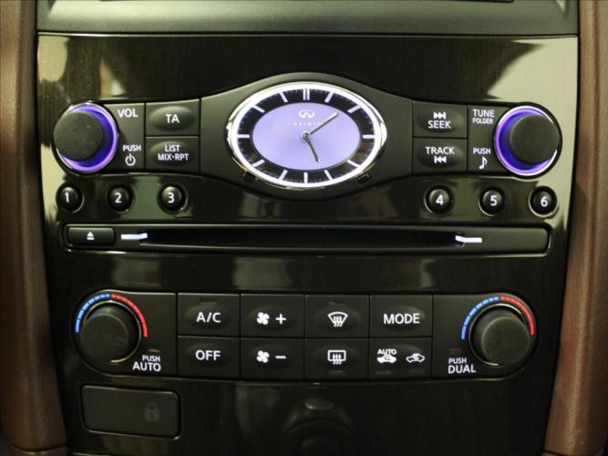 Infiniti EX37 3,7 V6 7AT Premium BOSE ČR.