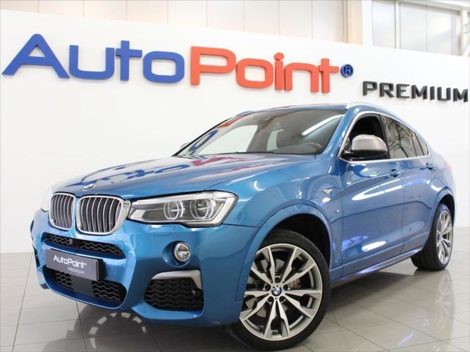 BMW X4 3,0 M40i xDrive HUD H/K adap.tem.