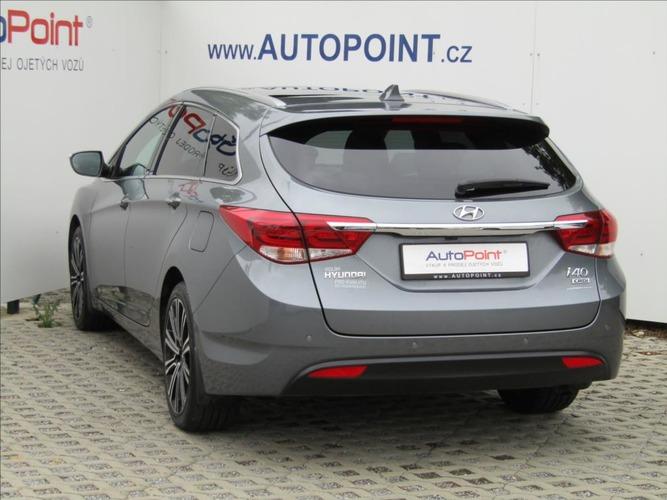 Hyundai i40 1,7 CRDi  A/T Premium Luxury