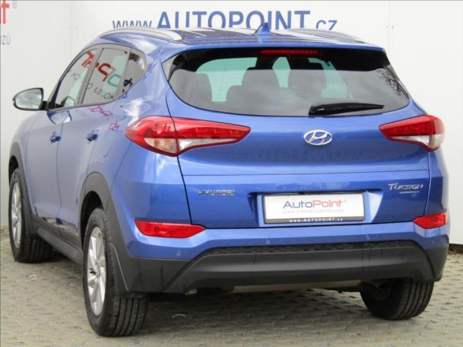Hyundai Tucson 1,7 CRDi  GO Czech