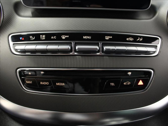 Mercedes-Benz Třídy V 2.2 220cdi 6MT LED ČR.
