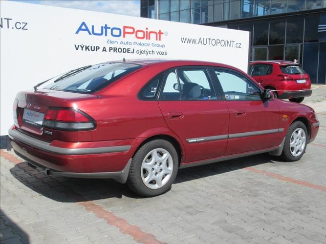 Mazda  2,0 i AUT-KLIMA,ČR,1 MAJITEL