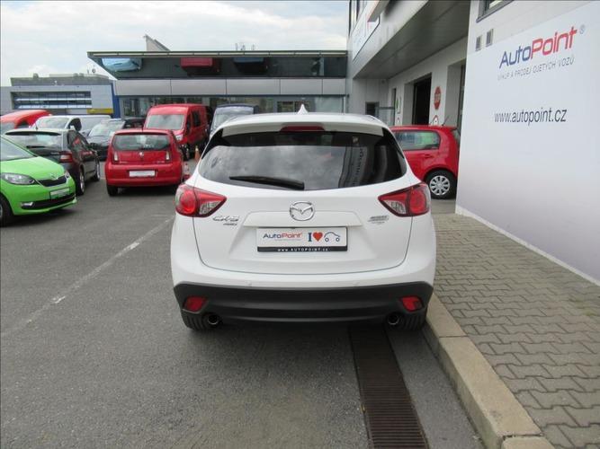Mazda CX-5 2,0 i Revolution 6MT 4WD