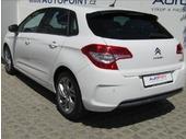 Citroën C4 1,6 VTi  1.ČR,servisní kniha